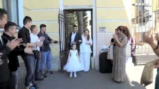 две восточные свадьбы в одном видео !