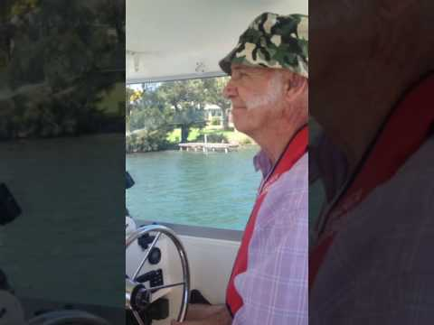 Captain Bob warns maritime public away from his secret fishing ground