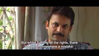 Actor Noman Masood discussing his charachter in TV Movie 39;Alive to See Her39;