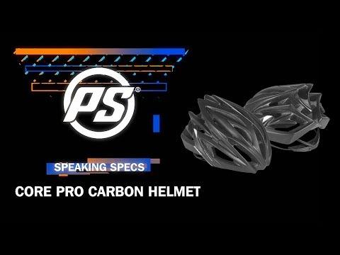 888ba4ad459 Powerslide Core Pro carbon helmets - Powerslide Speaking Specs - YouTube