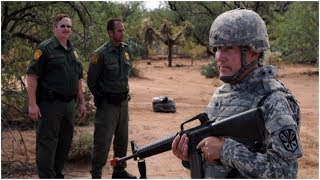 NOT A JOKE: MEXICAN TROOPS DISARMED AMERICAN SOLDIERS ON US SIDE OF THE BORDER (DETAILS