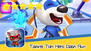 Talking Tom Hero Dash - Run Game Day 115 Walkthrough DRAGONLAND Recommend index five stars