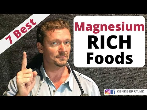 7 Low-Carb Magnesium Sources (➕ 1 BONUS Food You'll Like)