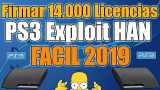 Firmar 14.000 Licencias aún más FÁCIL para PS3 con HAN o cfw 4.82 - 2019 - NanospeedGamer