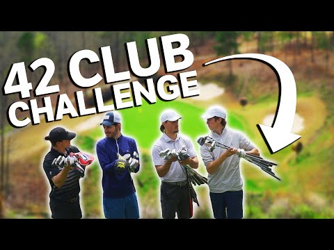 Epic 42 Club Challenge | GM GOLF
