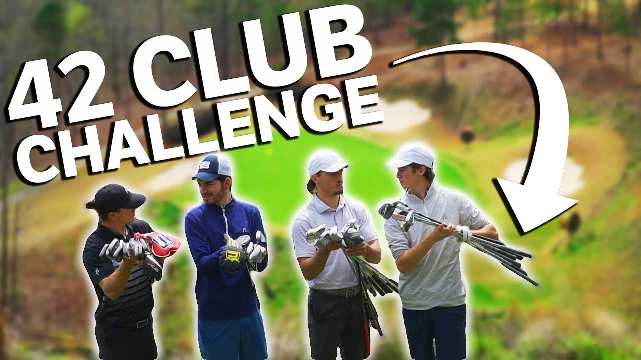 Epic 42 Club Challenge | GM GOLF
