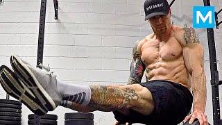 EXPLOSIVE CORE Workout - Jay Maryniak | Muscle Madness