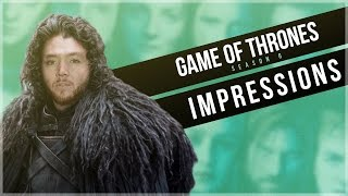 GAME OF THRONES SEASON 6 IMPRESSIONS | SCHEIFFER BATES