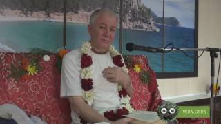 Чайтанья Чандра Чаран дас - Начало Шримад Бхагаватам