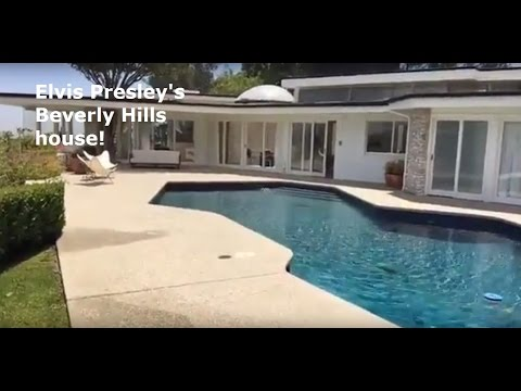 Beverly Hills Luxury Home Tour: Take a sneak peek of Elvis Presley's Home for $30 Million!