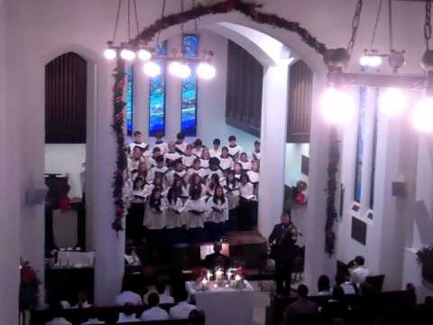 Lessons & Carols - Bethlehm, of Noblest Cities