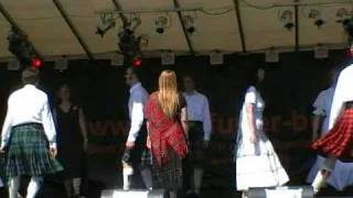Petronella Museumsuferfest 2007, Scottish Country Dance (SCD)