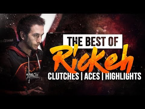 Best of Rickeh (Clutches, Aces,  Stream Highlights)
