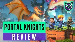 Portal knights Nintendo Switch Review