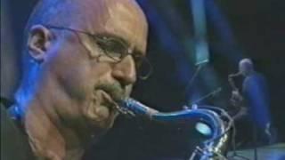 Michael Brecker solo concert / Delta City Blues