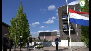 4 mei herdenking gem Oldebroek