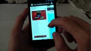 Jelly Bean 4.1.1 Review on Nexus S!