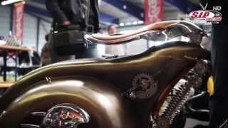 Vespa & Lambretta Scooter Customshow Landsberg 2013 by SIP Scootershop