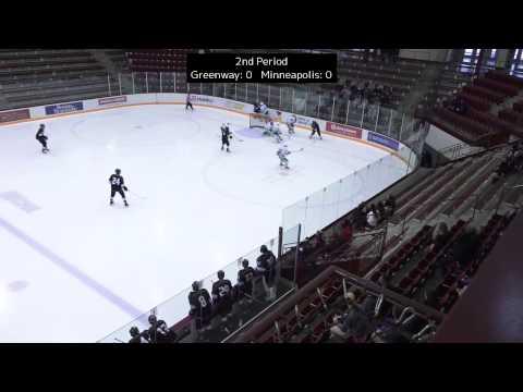 Open Championship: Minneapolis vs Greenway