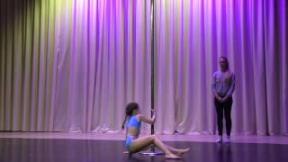 София Шатохина | Pole Artistic Дети Любители | 2017 Другие Танцы Весна