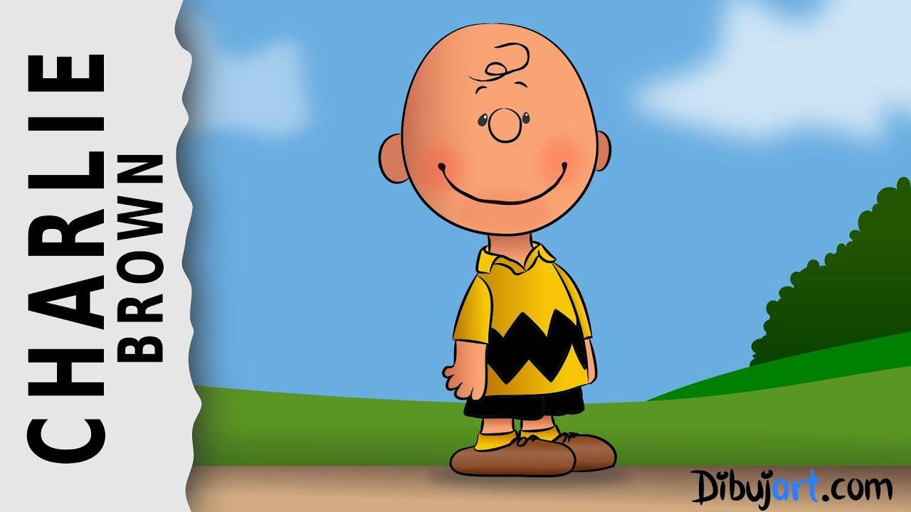 Lujo Dibujos De Charlie Brown Friso - Enmarcado Para Colorear ...