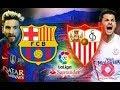 Highlights FC Barcelona vs Sevilla FC 4 0 2017