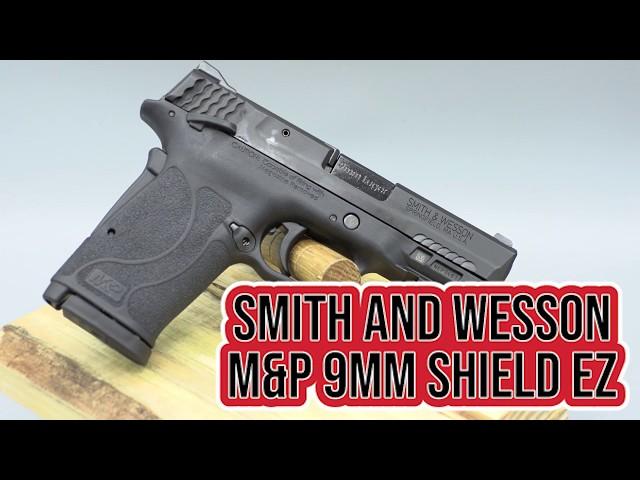 S&W M&P9 SHIELD EZ SPOTLIGHT