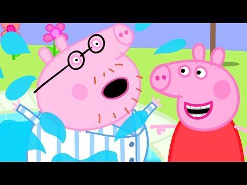 Свинка Пеппа на русском все серии подряд 🌞 Каникулы на солнышке 🍨 Мультики