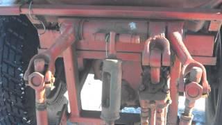 Продаю.Трактор самодельный.Ртищево 89271385014