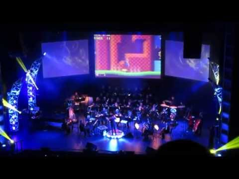 Video Games Live: Atlanta - Sonic the Hedgehog Medley (Includes Ending Theme and Star Light Zone)