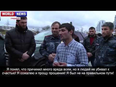 все в шоке!!!! от слов Кадырова он потряс весь мир!!!!