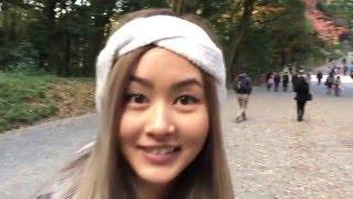 SHIBUYA | HARAJUKU | MEIJI SHRINE | TOKYO JAPAN Day 1 | Vlog #1