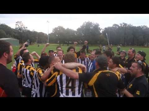 Parafield Gardens Soccer Club Sunday Div 1 Premier League Champions 2013