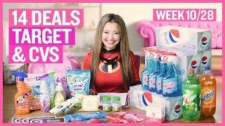 ★ Top 14 Deals Target & CVS Couponing (Week 10/28 – 11/3)