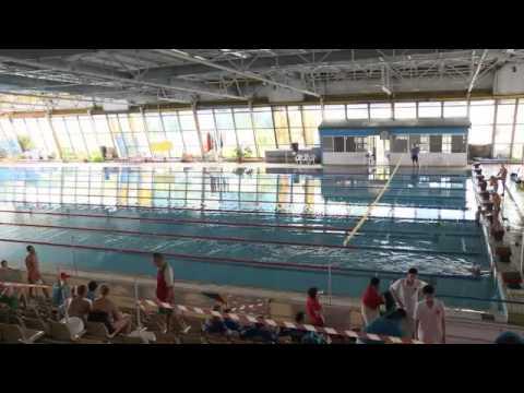 Deaflympics - Sofia 2013 - Swimming 27th July