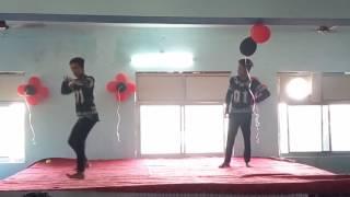 Pintu mintu college  Dance