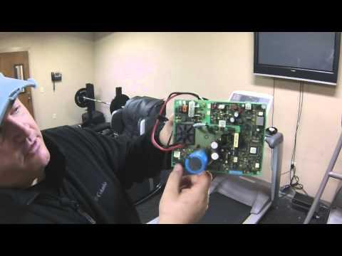 new balance 1400 treadmill circuit board