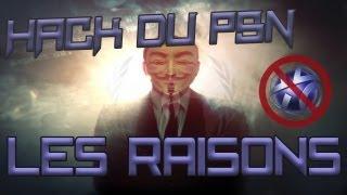 Hack du PSN en Avril 2011 : Les raisons - Capetlevrai