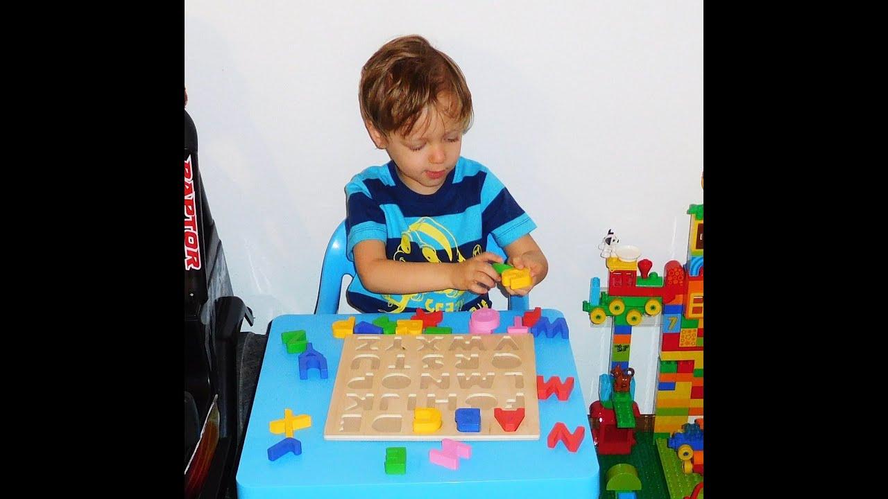 Muitas vezes Sugestão de brincadeira educativa para crianças de 3 anos - YouTube IA43