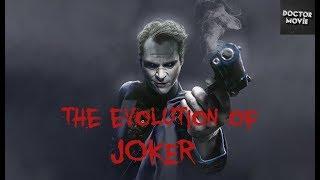 The Evolution of the Joker on Television and Film. Эволюция Джокера в кино и мультфильмах