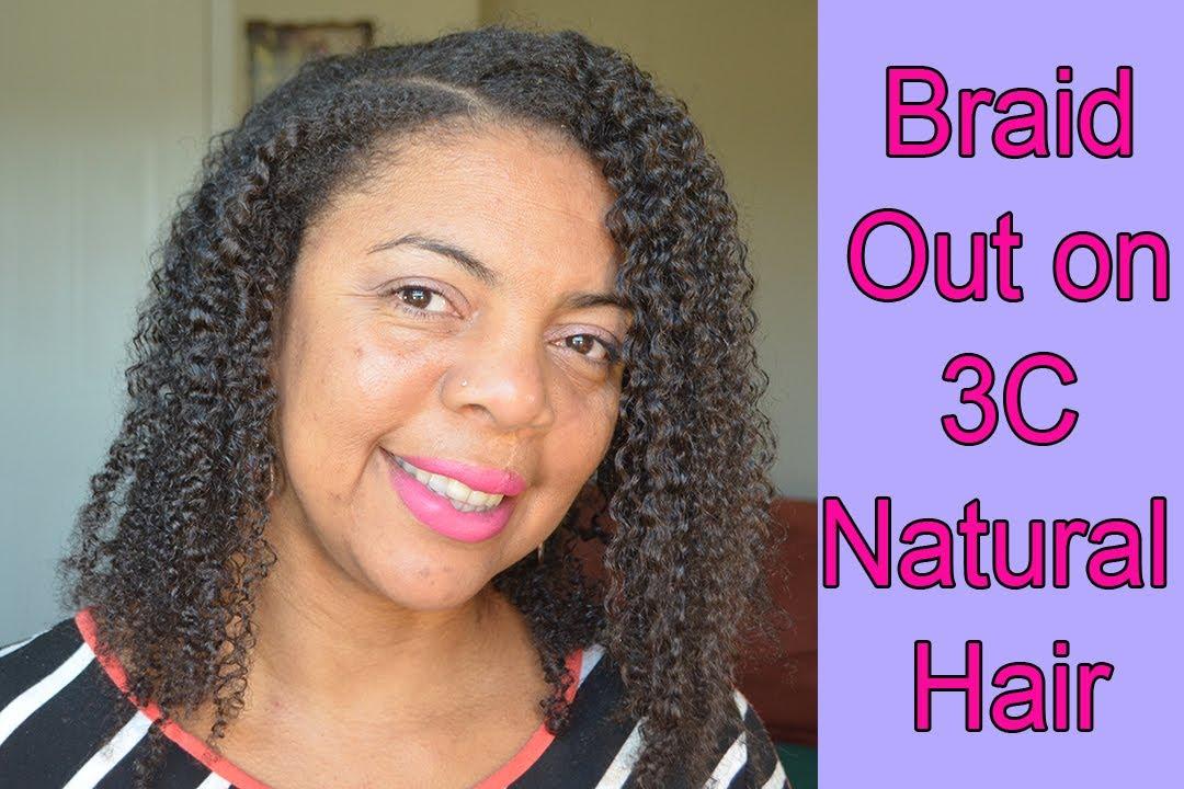 braid 3c natural hair