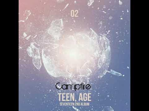 SEVENTEEN Campfire Background Vocals/Karaoke Version