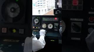 名古屋市営地下鉄東山線N1000形 上社~本郷 手動運転マスコン視点