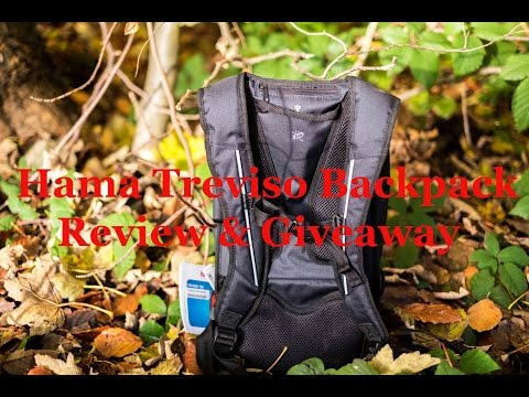 Hama Treviso Review - Giveaway