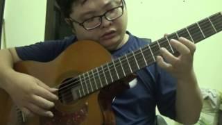 [Guitar Solo] Bài không tên số 2 (St Vũ Thành An) - Mèo Ú Guitar