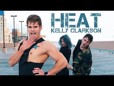 Heat - Kelly Clarkson | Caleb Marshall | Dance Workout