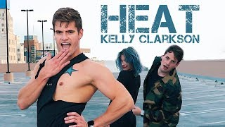 Heat - Kelly Clarkson | Caleb Marshall | Dance Workout