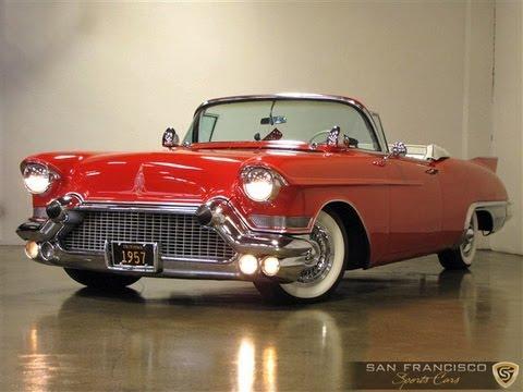 1957 Cadillac Eldorado Seville for Sale - YouTube
