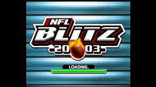 NFL Blitz 2003 - New Orleans Saints @ Minnesota Vikings