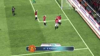 FIFA 13 Gameplay! - Manchester United Vs Liverpool